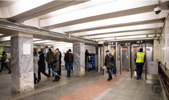 El metro de Moscú implementa cámaras que ayudan a detectar la radioactividad