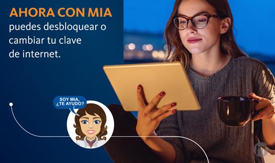 El asistente virtual de Mercantil agrega creación, cambio y desbloqueo de clave telefónica a sus funcionalidades