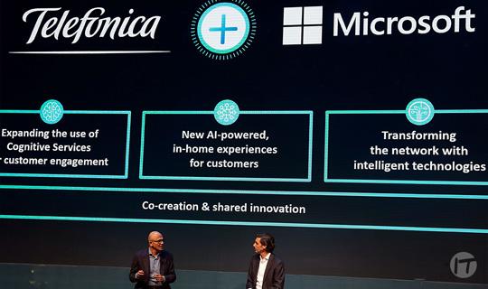 Microsoft abre una nueva Región de Centros de Datos en España y amplía la colaboración estratégica con Telefónica para impulsar la competitividad en el país