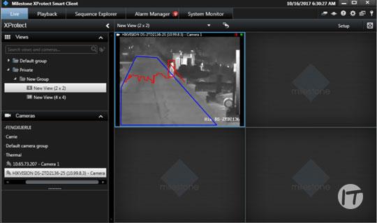 Hikvision anuncia una alianza con Milestone XProtect® para incrementar el desempeño de las cámaras térmicas y PTZ