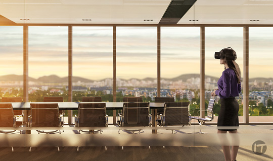 Lenovo presenta el visor autónomo Mirage VR S3 con ThinkReality  para empresas globales