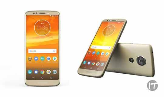 ¡Con los nuevos moto e5 de Motorola, tendrás mucho más por ver y por hacer!