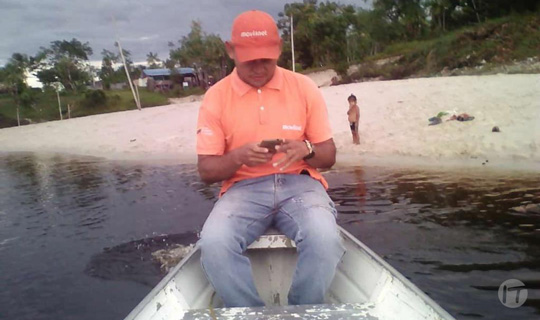 Movilnet recuperó sus servicios en municipio Maroa de Amazonas