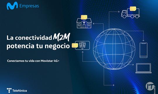 Movistar Empresas lanza al mercado nuevo servicio de internet para el sector productivo