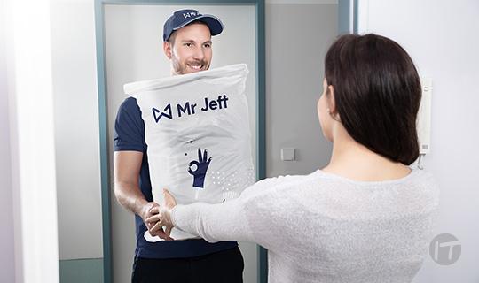 Mr Jeff, la app que revolucionará la lavandería en Panamá