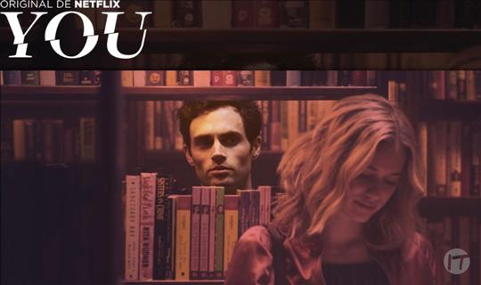 """El arte imita a la vida en la serie """"You"""""""