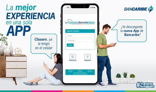 Bancaribe presenta nuevas funcionalidades en la App de Mi Conexión Bancaribe Digital