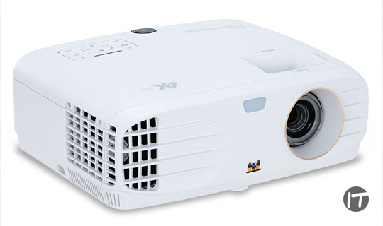 ViewSonic presenta proyector 4K con 3500 lúmenes
