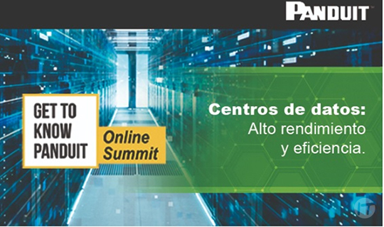 Get to Know Panduit Online Summit: análisis, tendencias y soluciones para los centros de datos en Latinoamérica