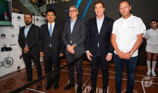 Personal y Huawei realizaron una prueba de 5G en Argentina