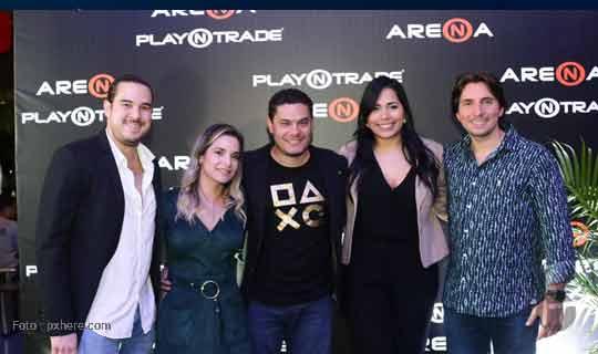 Panama ya tiene sede del e-Sport y buena birria, su nombre: ARENA by Play N Trade.