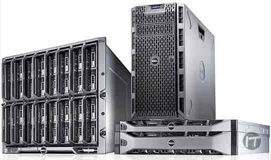 Dell EMC expande la gama de servidores más vendida del mundo