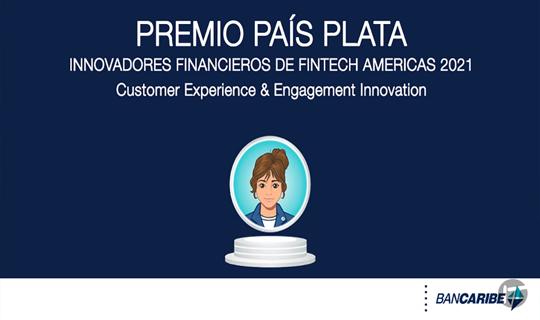ARIA, la estrella del servicio Bancaribe recibe el premio Fintech Américas 2021 y expande sus servicios sobre la base de la Responsabilidad Corporativa