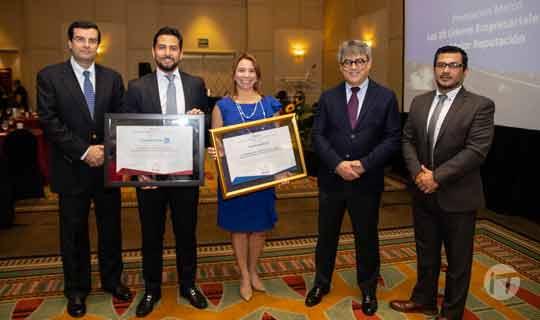 Copa Airlines es reconocida como la segunda empresa con mejor reputación corporativa en Panamá