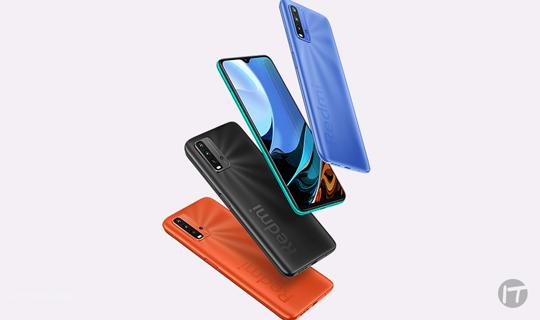 Redmi 9T: Xiaomi presenta a nivel global  el rey de la gama de entrada