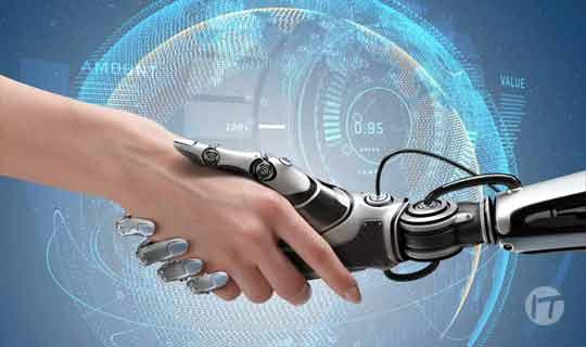 Los robots llegan a las oficinas: una de cada dos empresas prueba la Automatización Robótica de Procesos