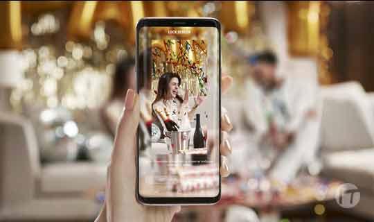Las redes sociales se viven mejor con tu Galaxy S9 y S9+