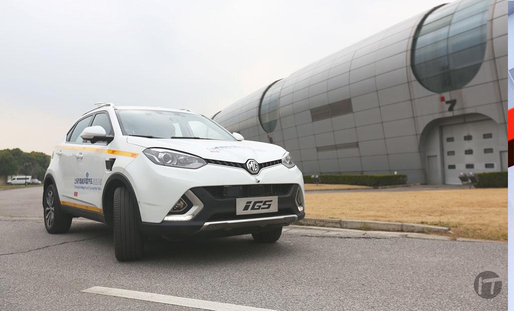 SAIC Motor obtiene la primera licencia de prueba en calle para vehículos inteligentes y comenzará sus producciones masivas este año