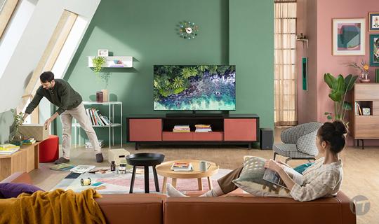Samsung Crystal UHD 4K, televisores de última generación al alcance de todos
