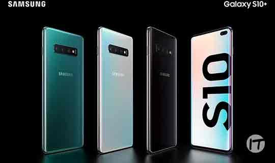 Samsung eleva el nivel con Galaxy S10: más pantalla, cámaras y opciones