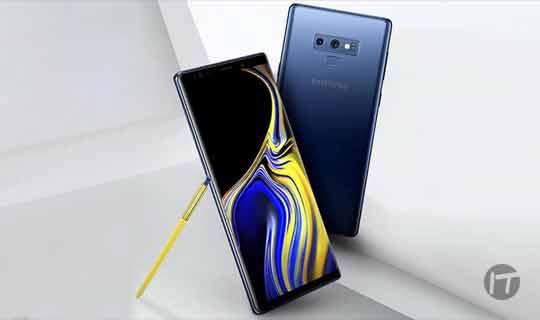 Samsung lanza oficialmente Galaxy Note9 en el mercado de Latinoamérica
