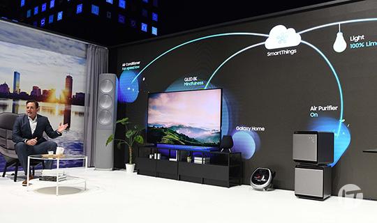 La visión de Samsung: impulsar un mundo conectado