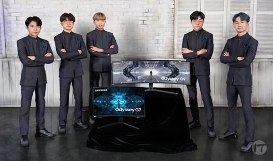Samsung se asocia con la Organización Global de Esports T1 como socio oficial de visualización