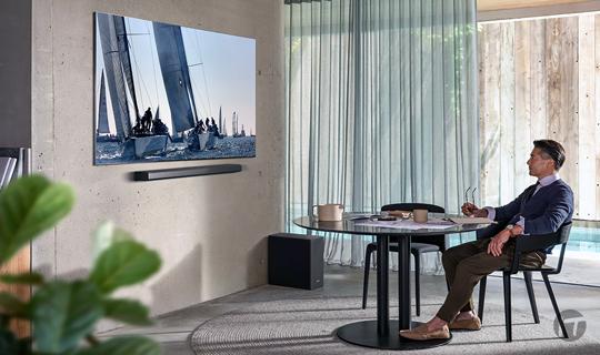 Samsung, la primera compañía en recibir verificación de seguridad ocular en sus Smart TVs QLED