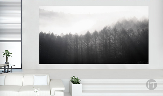 The Wall Luxury: Samsung presentó sus innovaciones de pantalla digital en InfoComm 2019