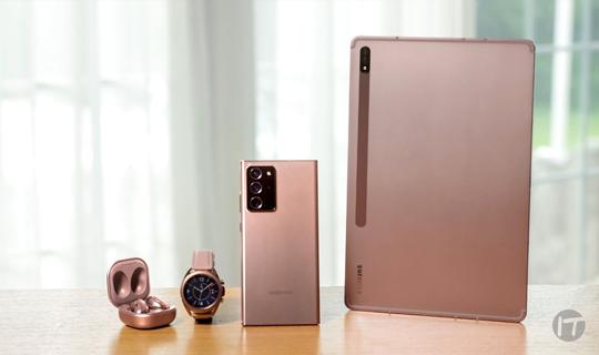El ecosistema Samsung se actualiza con cuatro nuevos productos Galaxy