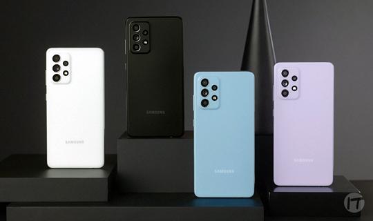 Samsung incorpora nuevos equipos a su familia Galaxy, serie A