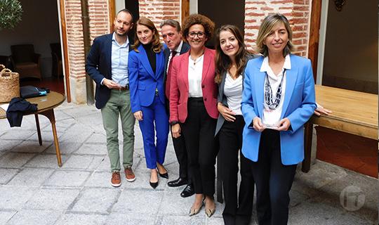 Santander Seguros  recibe el Premio EVENET a la transformación Digital