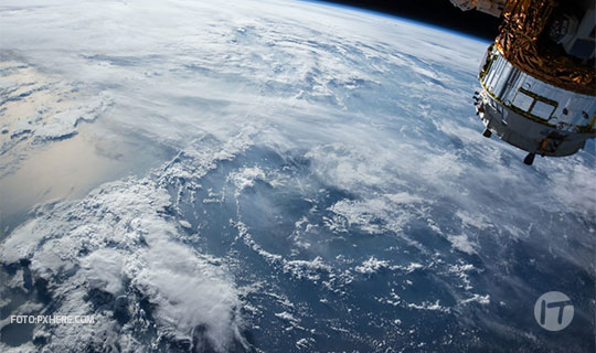 Atos firmó un contrato estratégico con la Agencia Espacial Europea para habilitar nuevos servicios que se nutren de data satelital