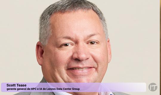 Lenovo ofrece a sus clientes optimización de datos con soluciones de HPC e IA