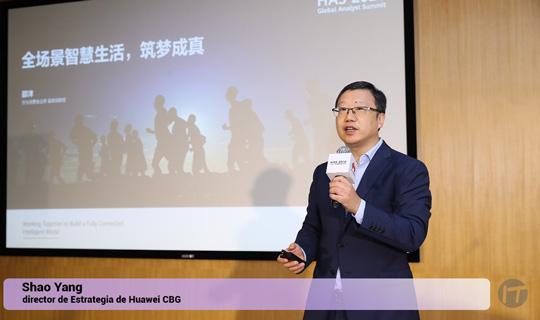 Huawei se centra en construir una vida de IA perfecta mientras la conectividad omnipresente abre nuevas oportunidades de mercado