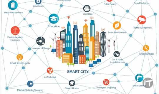 Indra y Universidad Politécnica de Madrid crean un HUB de innovación para mejorar la gestión de las Smart Cities