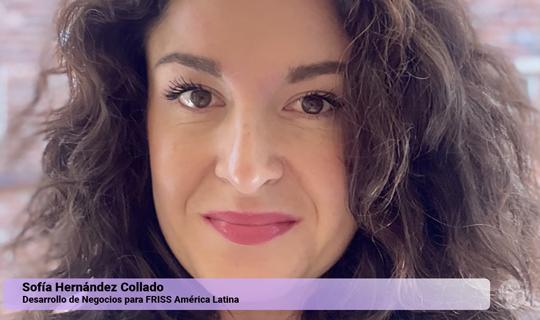 FRISS incorpora a Sofía Hernández Collado como Desarrollo de Negocios para América Latina