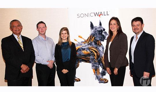 SonicWall presentó su solución de Inspección Profunda de Memoria