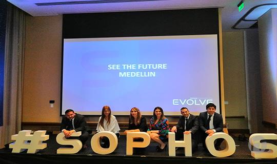 Sophos renueva su compromiso con el mercado colombiano y lanza solución Cloud Optix