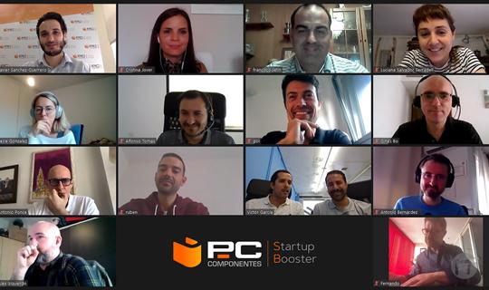La Inteligencia Artificial aplicada a la atención al cliente se impone en la segunda edición de PcComponentes Startup Booster