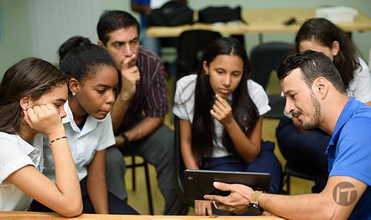 Gracias a la tecnología, Samsung educa a las generaciones futuras