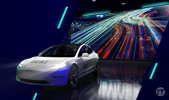 La clave para conectarse es Beat Tesla