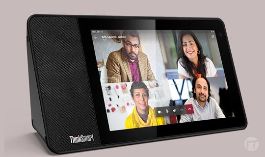 ThinkSmart View: La transformación de las comunicaciones empresariales