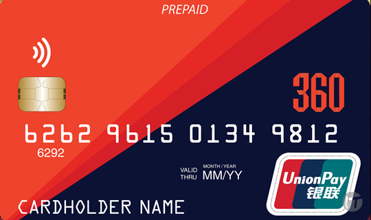 UnionPay International y NIBank lanzan tarjeta  Orange Blue n Latam y El Caribe