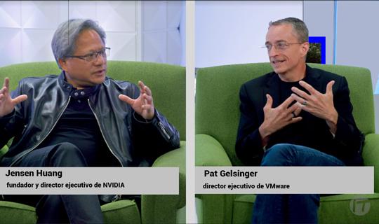VMware y NVIDIA para habilitar la Arquitectura de Nube Híbrida de próxima generación y llevar la IA a todas las empresas