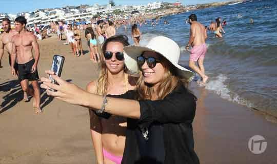 En verano, protección 50 para la piel y 100 para el móvil