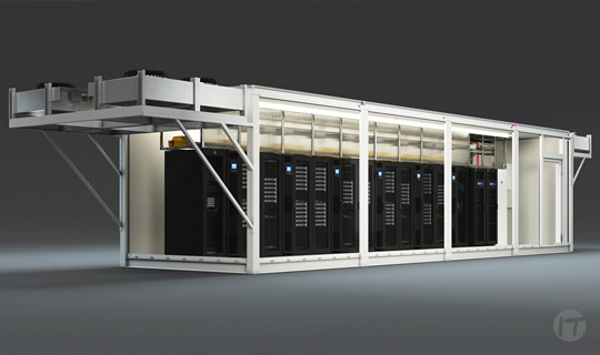 Vertiv Se Asocia con Uptime Institute para Ofrecer Centros de Datos Modulares TIER-Ready