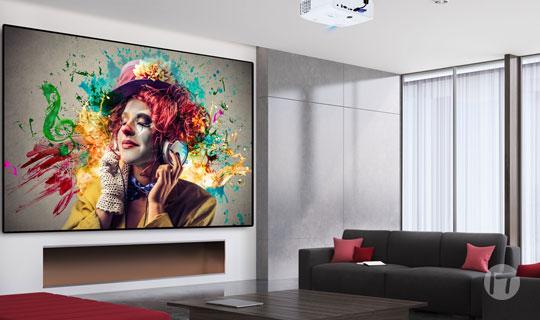 ViewSonic presenta proyector 4K con 3.500 lúmenes