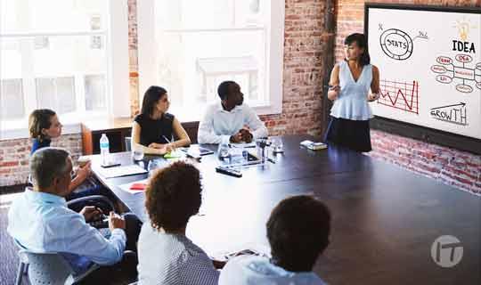 ViewSonic presenta nuevos displays interactivos ViewBoard® UHD 4K para ambientes de colaboración empresarial