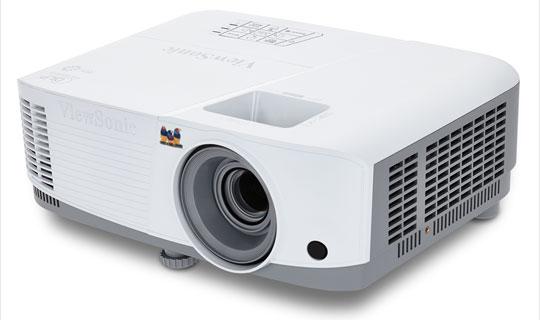 ViewSonic presenta nueva serie de proyectores de alto brillo para conectividad en red diseñados para pymes y aulas de estudio